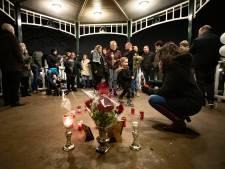 Een jaar na het drama aan het Park in Nuenen: herdenkingsbijeenkomst voor Oskar Pudelko