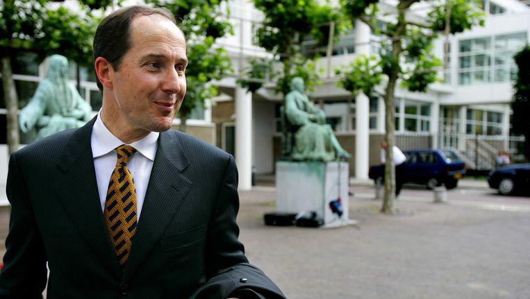 Advocaat Geert-Jan Knoops Beeld anp