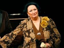 Operazangeres Montserrat Caballé begraven