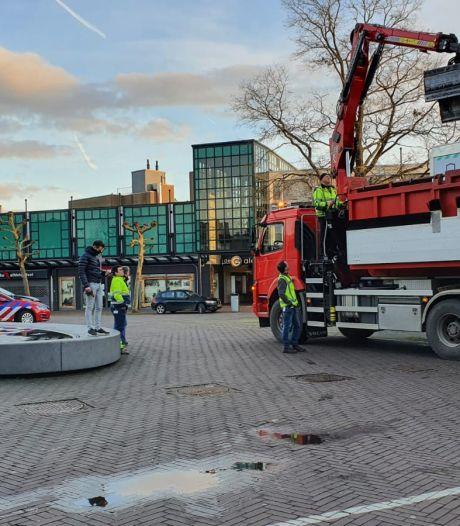 Oss plaatst uit voorzorg extra camera's in binnenstad