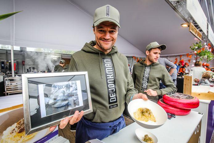 Filip Claeys van De Jonckman  is op zoek naar gemotiveerde keukenmedewerker.
