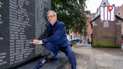 """De warmste vakantieplek van Vlaanderen, met acteur Door Van Boeckel: """"Ik blijf altijd even stilstaan bij oorlogsgedenkplaat op de Lierse vesten"""""""