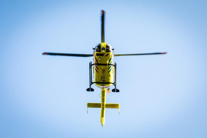 Traumahelikopter.
