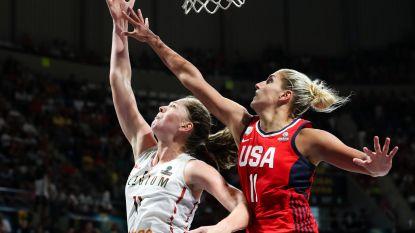 """Emma Meesseman: """"Nog één keer alles geven voor WK-medaille"""""""