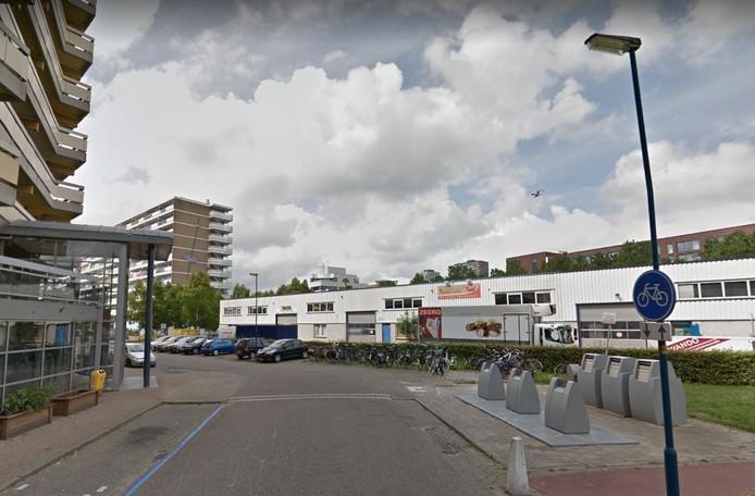 De Van Leeuwenhoeklaan in Zoetermeer.