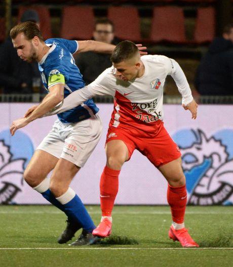 NEC neemt linksback van FC Utrecht op huurbasis over
