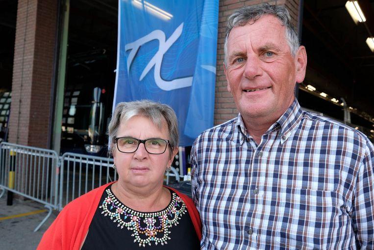 Rita en Paul werkten heel graag bij Van Hool.