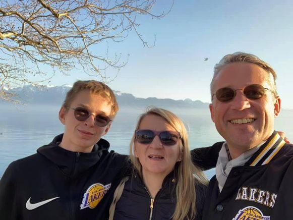 Familiedrama Belgisch gezin in Apples (Zwitserland)