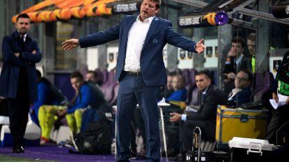 """Onze chef voetbal cynisch: """"Het is állemaal de schuld van Hein. Francky Dury zal het véél beter doen"""""""