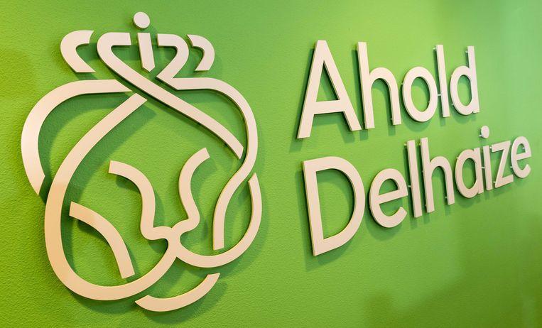 Logo van Ahold Delhaize