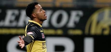 Roland Alberg bezorgt Roda JC met hattrick weer blosje op de wangen