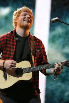 Tien jaar Spotify: Shape of You van Ed Sheeran meest gestreamd