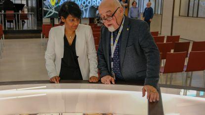 Vlaams Parlement opent interactief bezoekerscentrum