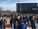Lawaaidemonstratie tegen uitzetting 'Culemborgse' kinderen