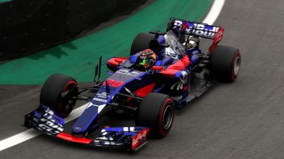 Toro Rosso presenteert nieuwe bolide op eerste testdag in Barcelona