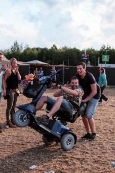 Zondag op de Zwarte Cross: rouwronde voor overleden campinggast, topmuziek en Syrische inburgeringscursus