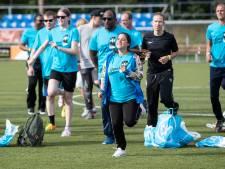'Kwetsbare' Sibel (25) geniet bij sportieve IJsselgames in Zutphen