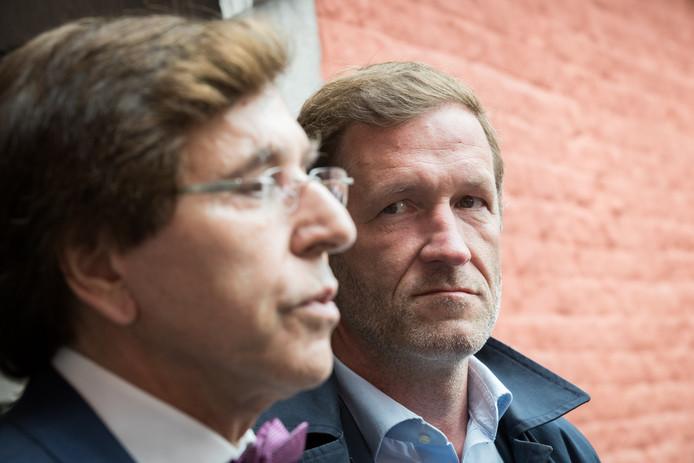 Elio Di Rupo et Paul Magnette.