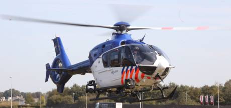 Zoektocht met politiehelikopter bij Sint-Oedenrode naar vermist meisje (15) uit Boxtel