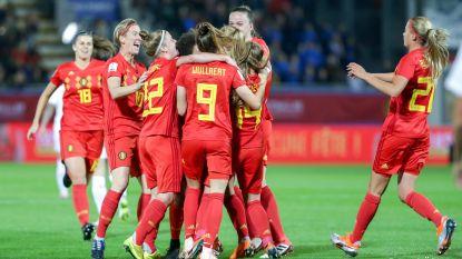 Red Flames trappen vanavond EK-kwalificatie op gang in wedstrijd tegen Kroatië
