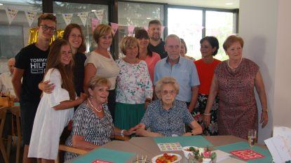 Josephina viert 105de verjaardag