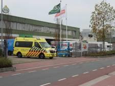 Bedrijfsongeval bij Arla Foods in Nijkerk