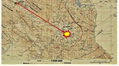 Vroegste bewijs ontdekt van mens die gedood werd door meteoriet