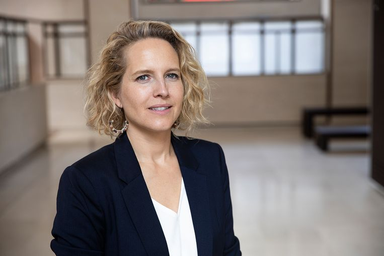 Kinderrechtencommissaris Caroline Vrijens.