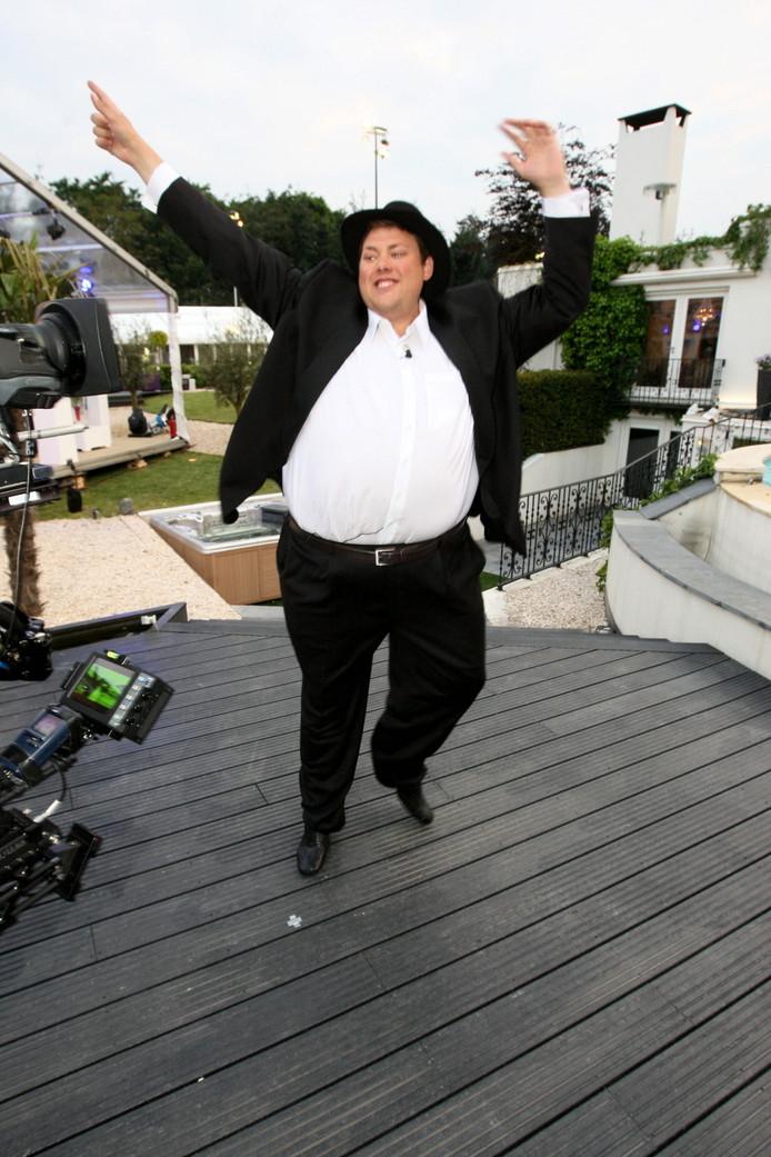 Terror Jaap won in 2008 het realityprogramma De Gouden Kooi.