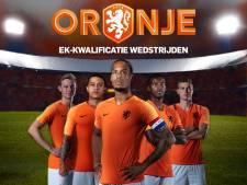 Win kaarten voor Nederland-Estland