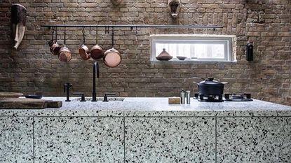 De nieuwe interieurtrend: terrazzo