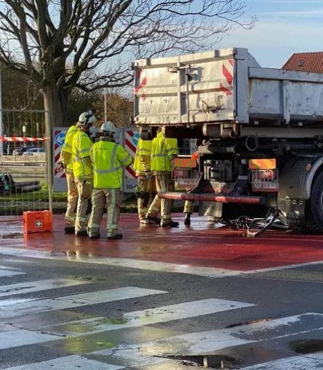 Un cycliste de 12 ans renversé par un camion à Bruges