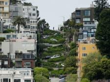 Toeristen moeten waarschijnlijk betalen om door beroemde straat in San Francisco te mogen rijden