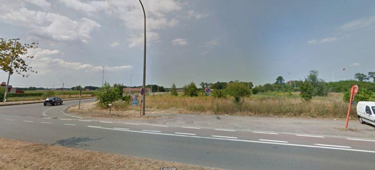 Het AWV legt een nieuwe carpoolparking aan in de lus aan de R4 in Destelbergen.