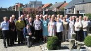 80-jarigen van Lichtervelde blazen verzamelen