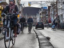 Ruim baan voor fietsers in drukke Utrechtse straten