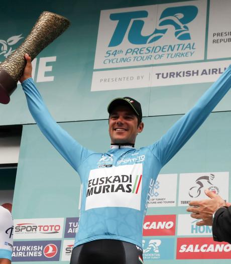 Prades verrast met eindzege Ronde van Turkije