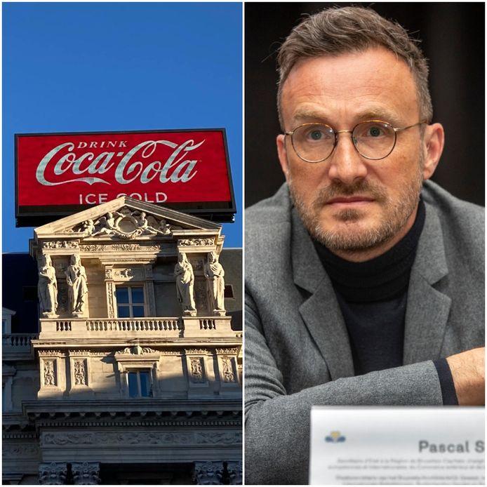 Pascal Smet, secrétaire d'État bruxellois à l'Urbanisme et au Patrimoine.