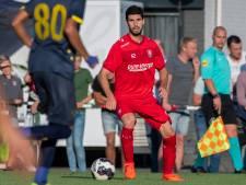 Nacho mag spelen voor FC Twente, vanavond debuut bij beloften