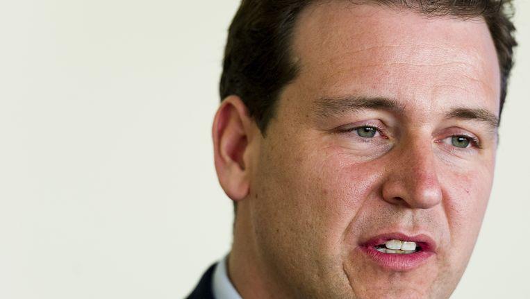 De Amsterdamse PvdA-wethouder Lodewijk Asscher Beeld null