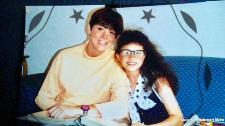 Samantha met Meghan toen ze 12 was.