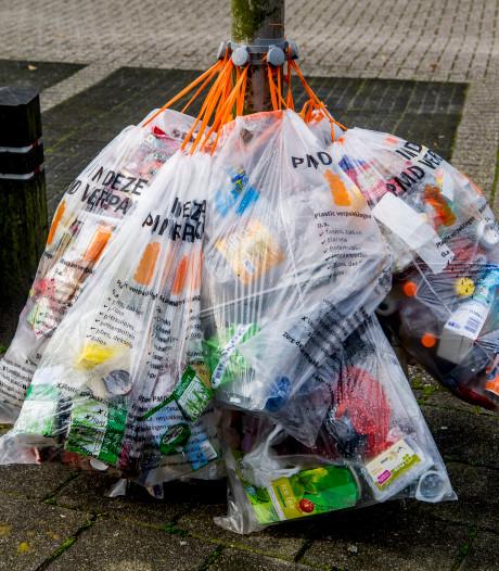 Waalwijk wil afvalzak voor luiers én plastic gratis maken