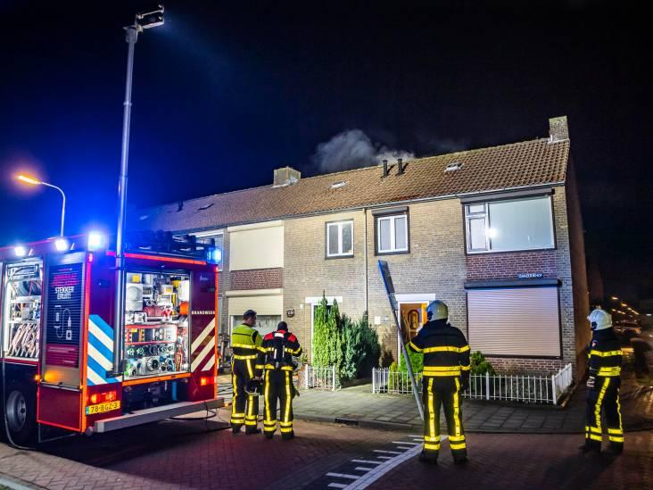 Vrouw komt goed weg na fikse woningbrand door overhitte frituurpan in Tilburg