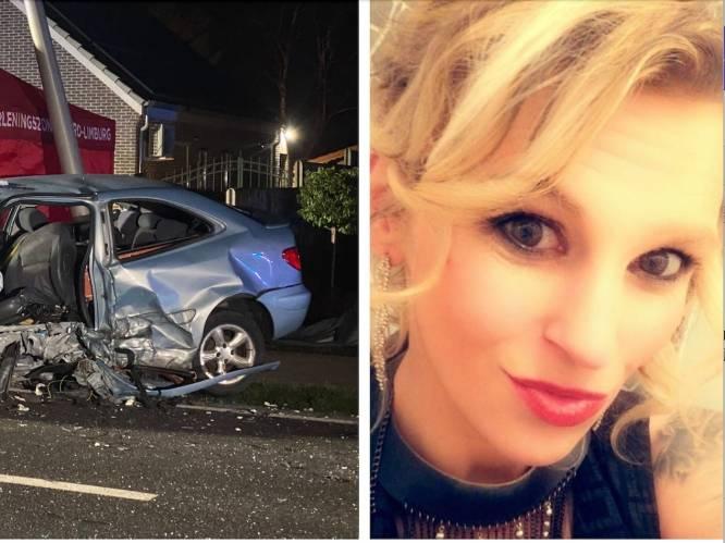 """Alleenstaande mama (34) sterft in zware crash, bestuurder had glas te veel op: """"Hij is er kapot van"""""""