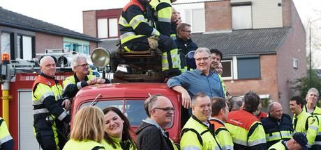 Brandweerman Toine stopt na 42 jaar: 'Een lintje? Hou op, zeg'