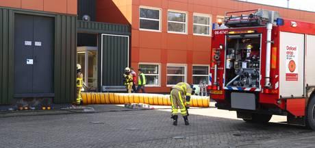 Brandlucht geroken bij Plukon, personeel geëvacueerd