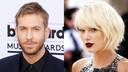 Calvin Harris en Taylor Swift