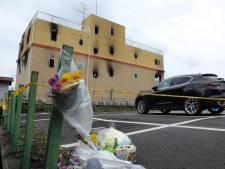 Japan geschokt door dodelijke brand Kyoto