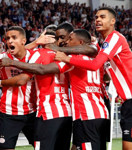 PSV leeft na rust op en kan groepsfase Europa League ruiken