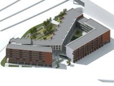 Ook sociale huur in nieuw complex naast station in Breda